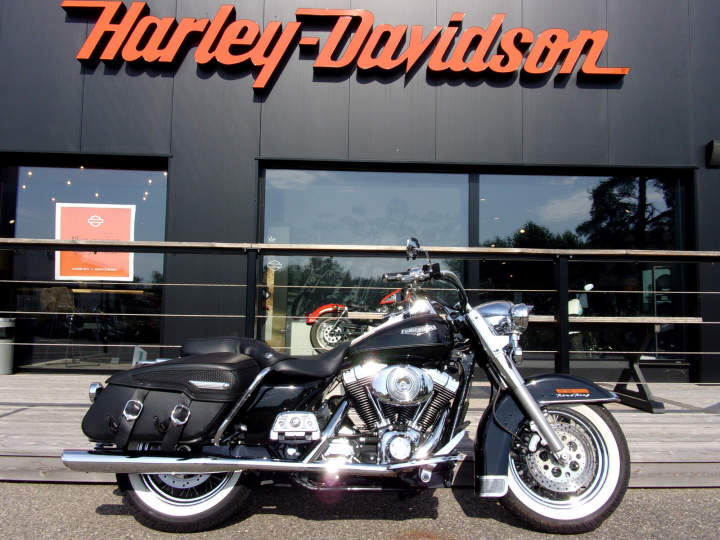 moto Harley occasion ROAD KING 1450