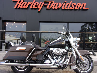 Harley Davidson d'occasion ROAD KING 103 CI 110 Th ANNIVERSAIRE